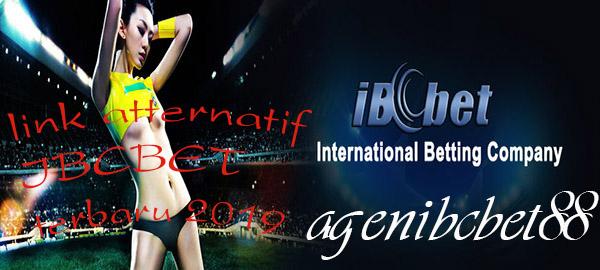 link ibcbet terbaru 2019